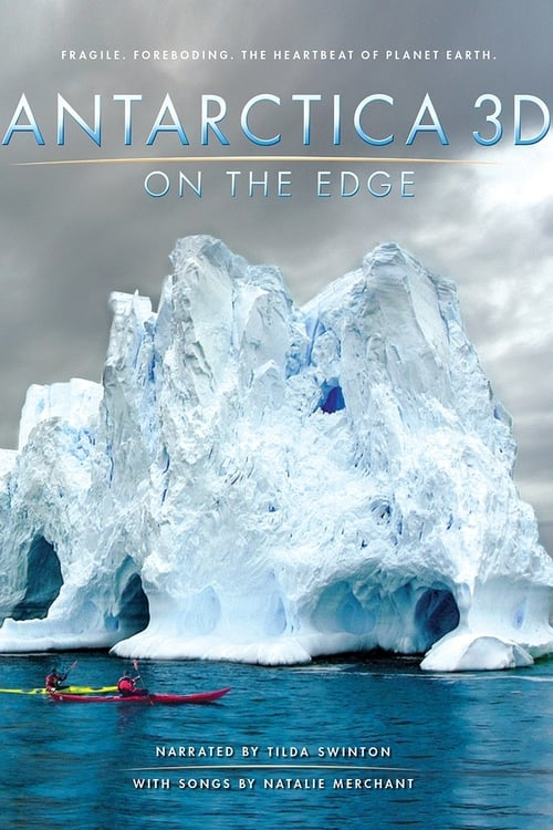 Antarctica 3D: On the Edge poster