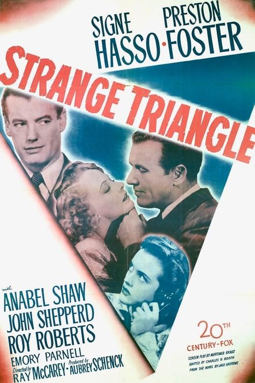 Strange Triangle (1946)