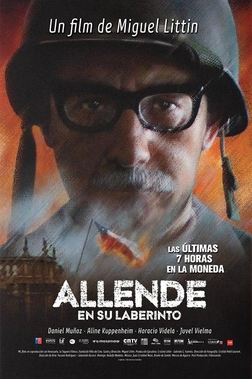 Assistir Allende en su laberinto Online