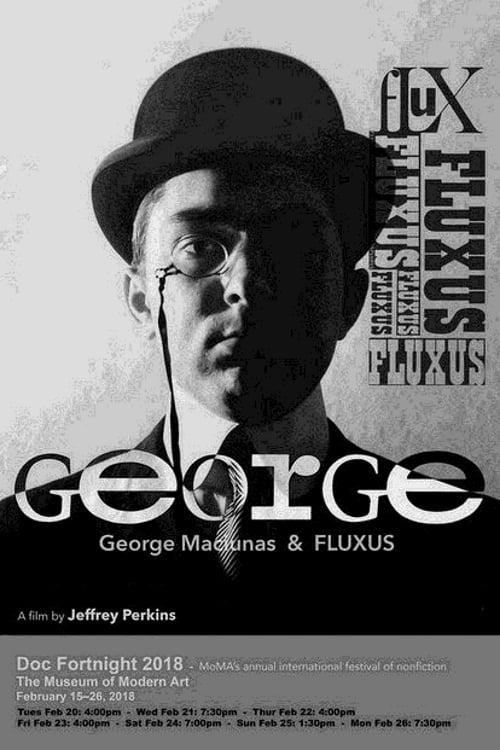 George: The Story of George Maciunas and Fluxus (2018)