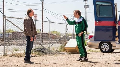 Better Call Saul - Season 4 - Episode 7: Something Stupid