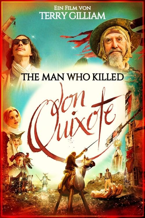 Poster von The Man Who Killed Don Quixote