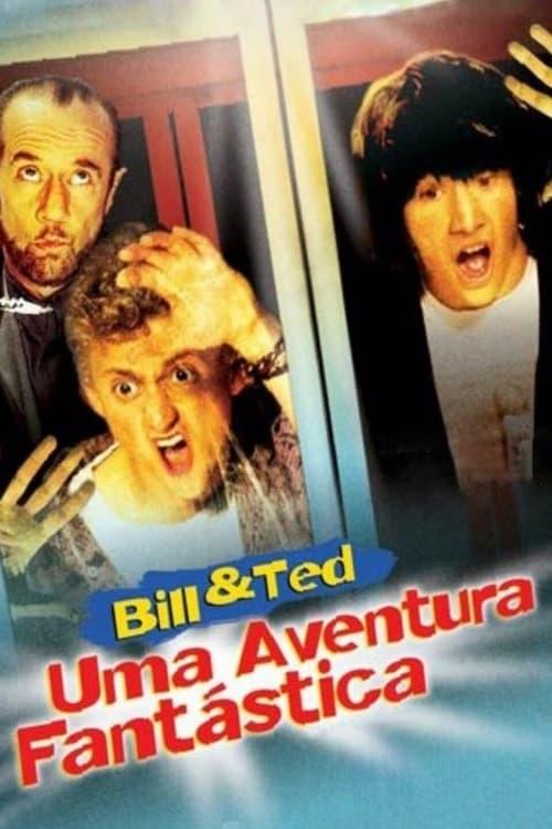 Bill & Ted: Uma Aventura Fantástica 1989 - BluRay 1080p / Dual Áudio 5.1 – Download
