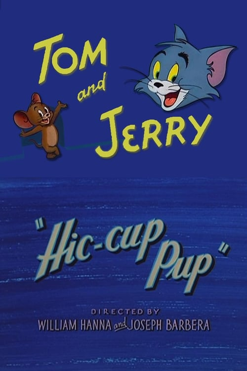 Tom and jerry hiccup pup
