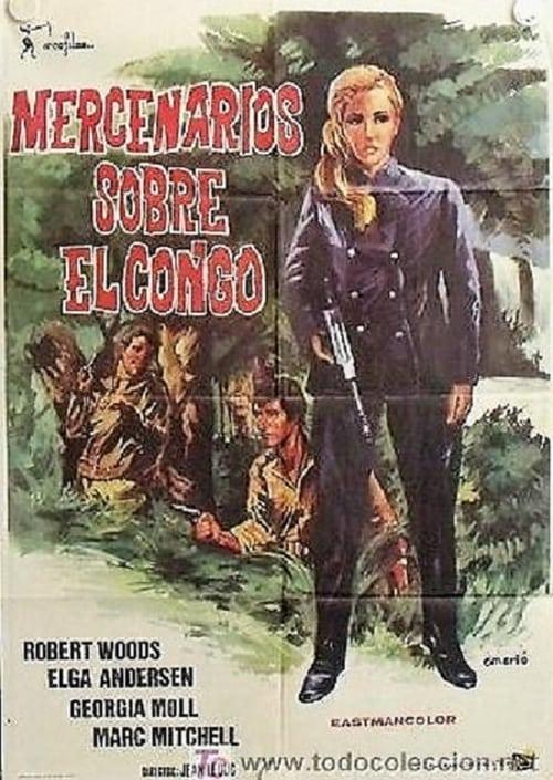 Película Mercenarios sobre el Congo En Español
