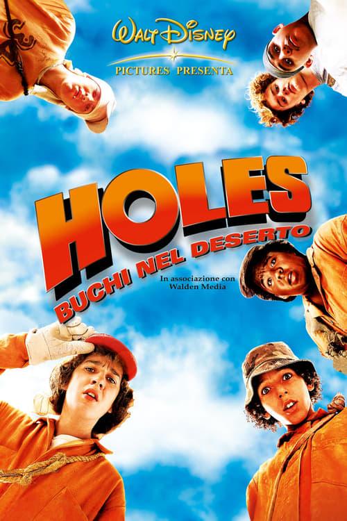 Holes - Buchi nel deserto (2003)