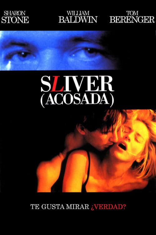 Película Sliver (Acosada) Gratis En Español