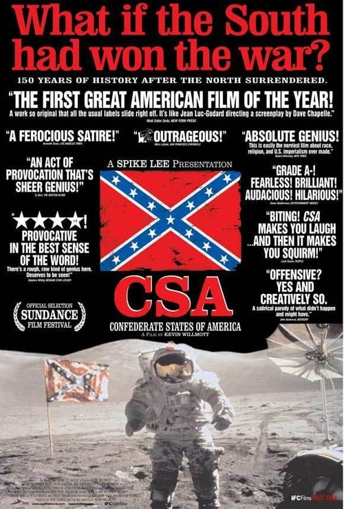 C.S.A.: The Confederate States of America Streaming VF