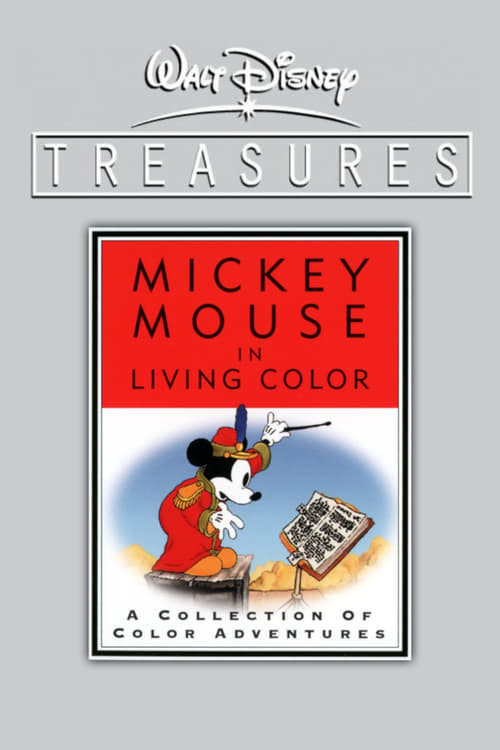Assistir Filme Walt Disney Treasures - Mickey Mouse in Living Color Em Português