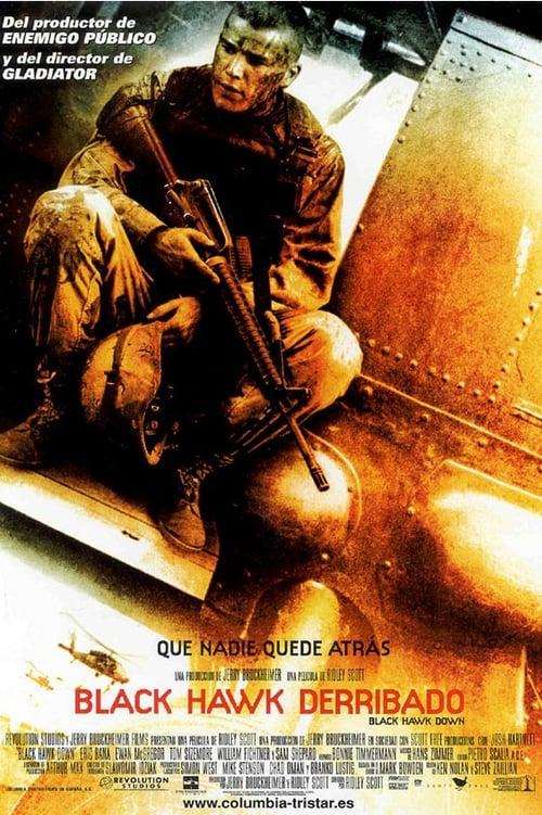 Black Hawk Down Peliculas gratis