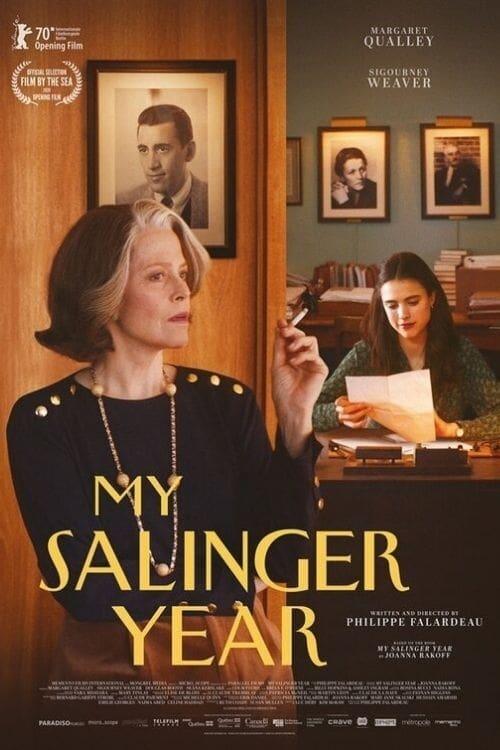 My Salinger Year (2020) Poster