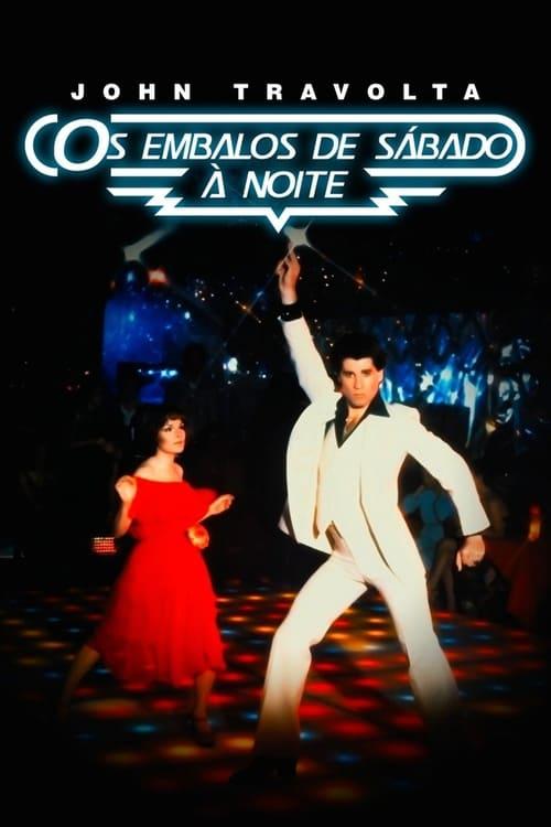 Os Embalos de Sábado à Noite 1977 - BluRay 720p   1080p / Dual Áudio 5.1 – Download