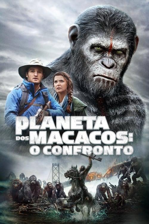 Assistir Planeta dos Macacos: O Confronto - HD 720p Blu-Ray Online Grátis HD