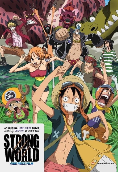 Ver One Piece: Strong World Episodio 0 Gratis