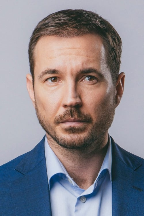 Kép: Martin Compston színész profilképe