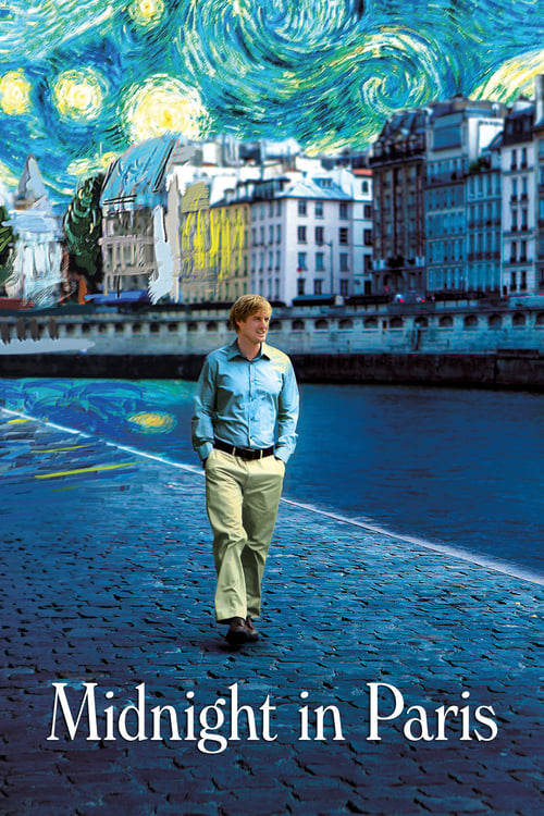 Streaming Midnight in Paris (2011) Full Movie