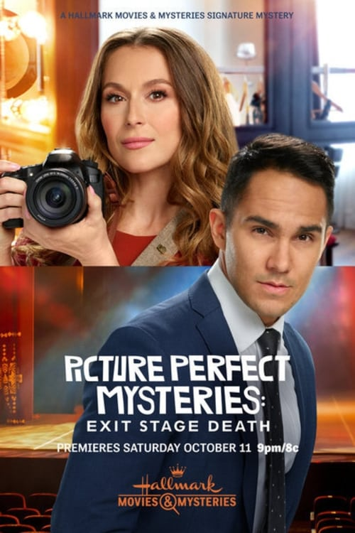 Picture Perfect Mysteries: Exit Stage Death Online Hindi HBO 2017