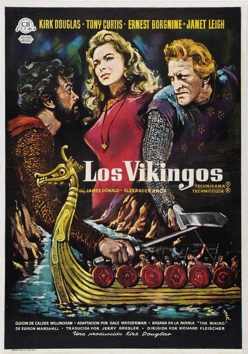 Mira La Película Los vikingos Con Subtítulos
