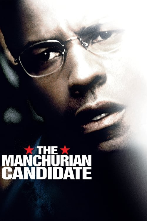 The Manchurian Candidate - Poster