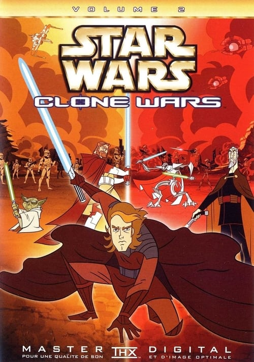 Largescale poster for Star Wars: Clone Wars - Volume Two