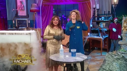 Rachael Ray - Season 14 - Episode 39: Today's Show Is Our Halloween Extravaganza