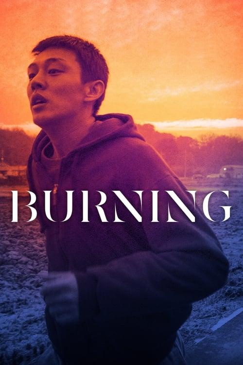 Burning - Poster