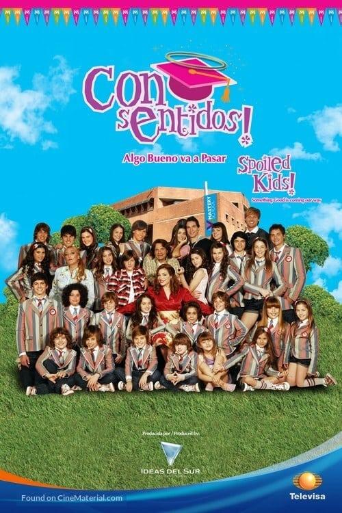 Subtitles Consentidos (2009) in English Free Download | 720p BrRip x264