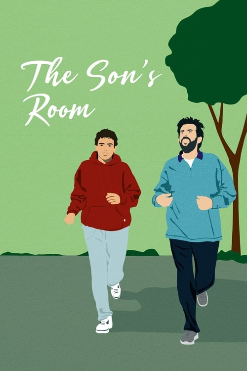 The Son's Room - Poster
