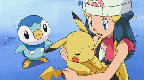 Pokémon: Diamond and Pearl – Épisode Two Degrees of Separation!
