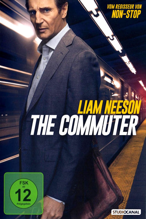 The Commuter - Poster