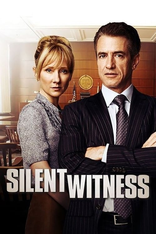 Largescale poster for Silent Witness