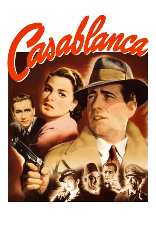 Largescale poster for Casablanca