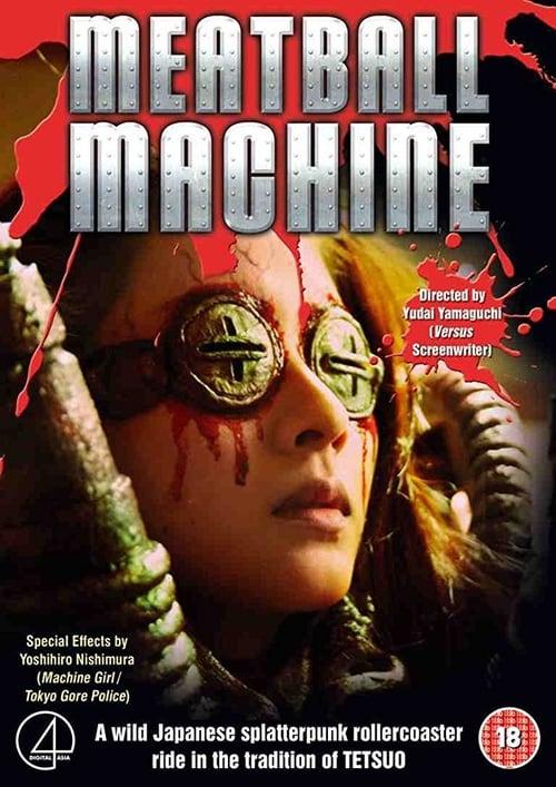 Meatball Machine (1999) Poster
