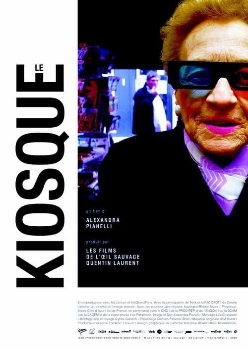 The Kiosk (2021) Poster