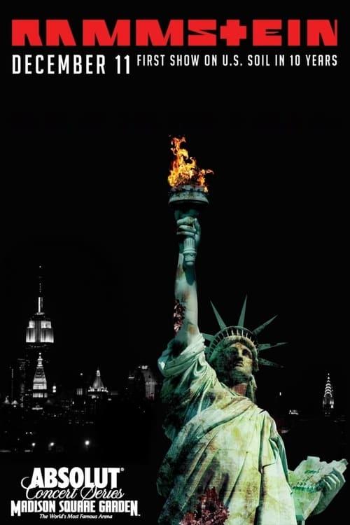 Rammstein Madison Square Garden Stream