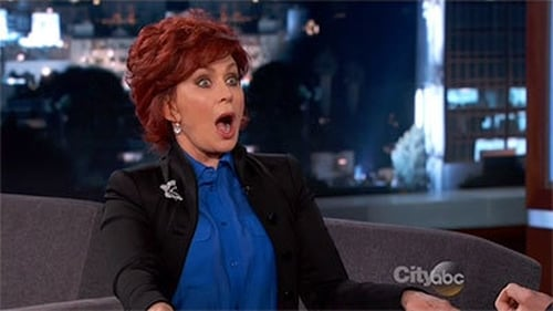Jimmy Kimmel Live 2014 Streaming: Season 12 – Episode Sharon Osbourne; Shailene Woodley & Theo James; Zedd