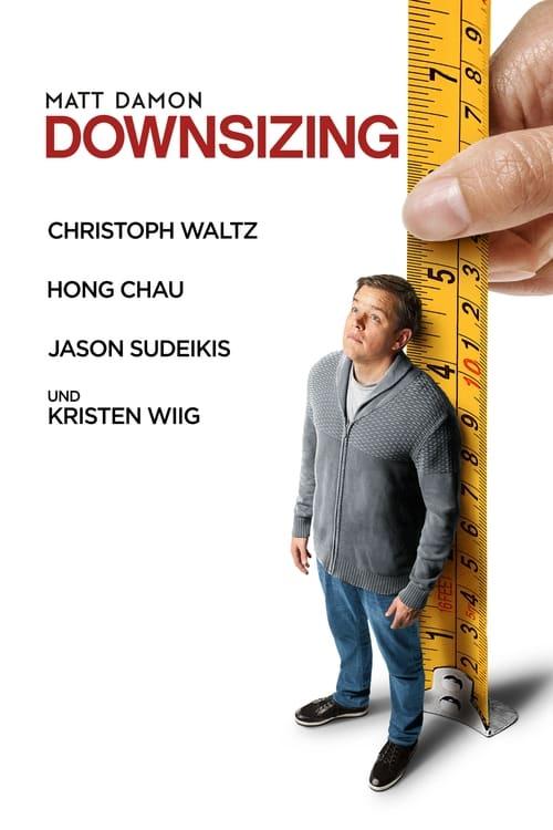 Poster von Downsizing