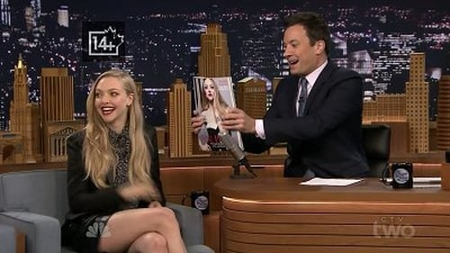 The Tonight Show Starring Jimmy Fallon: Season 1 – Episode Amanda Seyfried, Will Ferrell