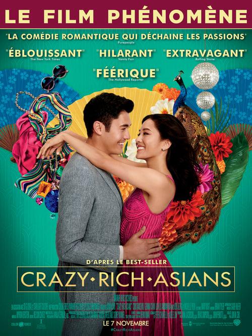 Crazy Rich Asians Film en Streaming VF