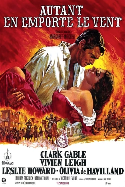 Gone with the Wind film en streaming