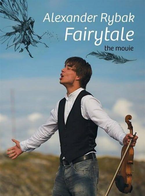 Alexander Rybak - Fairytale: The Movie poster