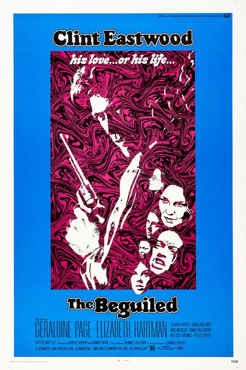 The Beguiled ( Kadın Affetmez )
