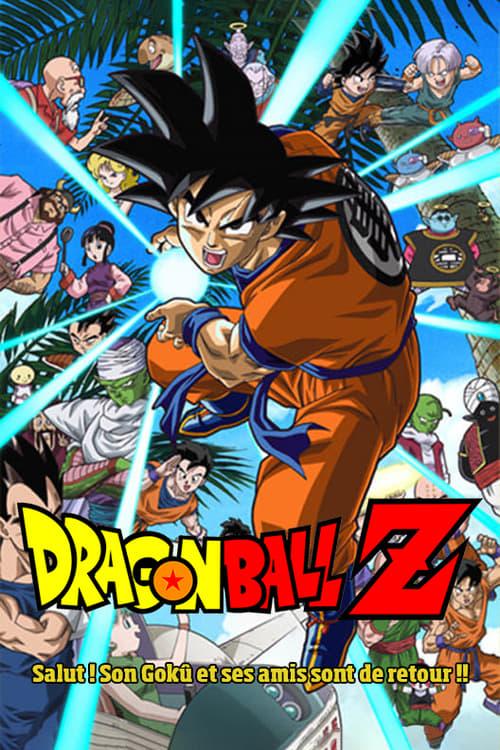 [720p] Dragon Ball Z - Salut ! Son Goku et ses amis sont de retour !! (2008) streaming