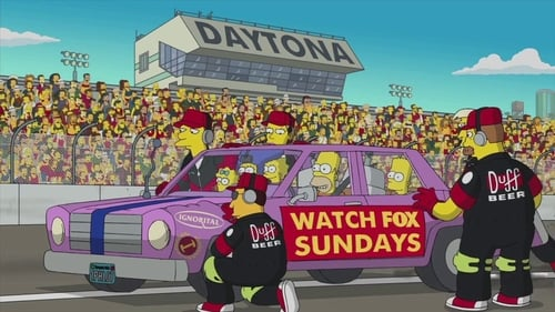 The Simpsons - Season 0: Specials - Episode 73: Join The Simpsons at the Daytona 500