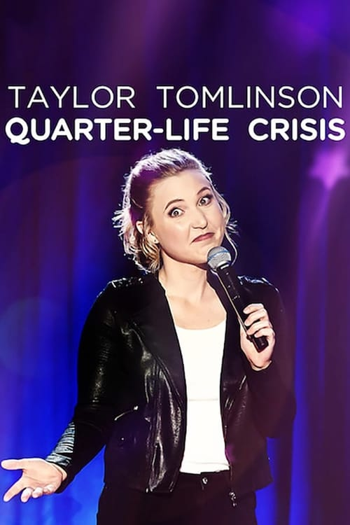 Taylor Tomlinson: Quarter-Life Crisis (2020) Poster