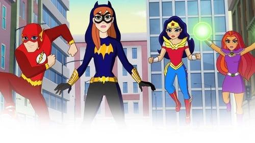 Watch DC Super Hero Girls: Intergalactic Games Online Wetpaint