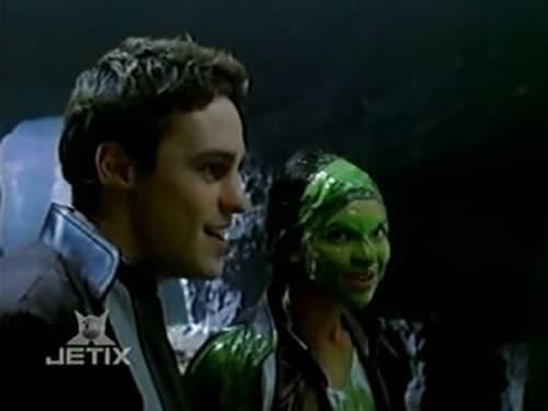 Power Rangers: Mystic Force – Episod Petrified Xander