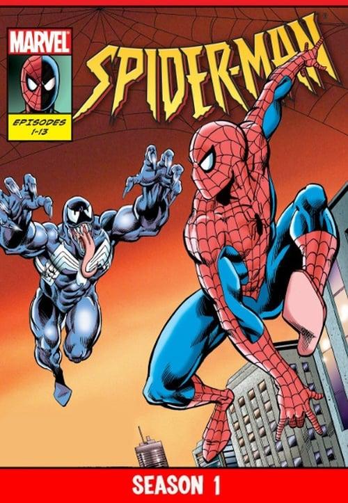 Spider-Man: Saison 1