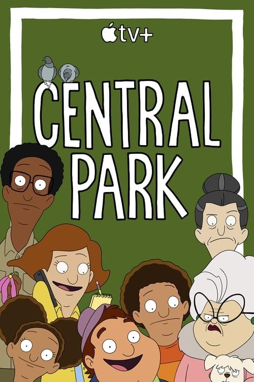 Poster von Central Park