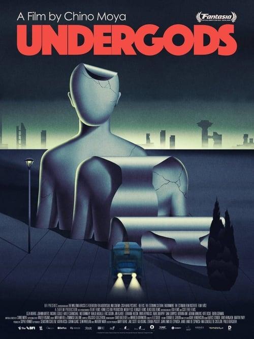 Undergods (2021) Poster